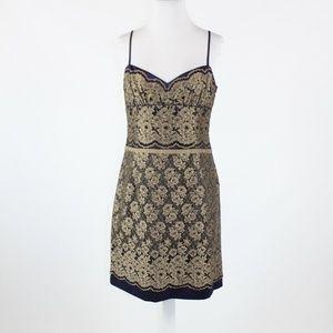Beige NINE WEST A-line dress 10